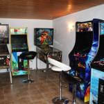 Arcade- Raum