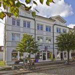 Villa Laetitia FeWo 16: 48m2, 2-Raum, 4 Pers, Balkon, kH - Binz