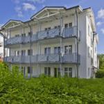 Villa Buskam FeWo 27: 2-Raum, 2 Erw+Kleinkind, Balkon - Göhren