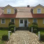 Große Ferienwohnung (140 m2) auf dem Reiterhof Pappelhof an der Mecklenburger Seenplatte - Staven