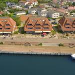 Hafenhäuser Wiek FeWo D05: 4-Raum, 6 Pers, Maison., Balkon, Meerblick - Wiek