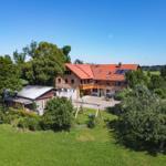 Ferienwohnungen Säuling - Rückholz