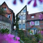 Halbes Haus - Das Fachwerkhaus  - Quedlinburg