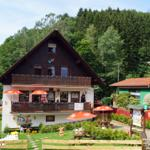 Ferienwohnung das Waldwasser für 6 Personen mit Waldblick - Herzberg