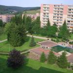 Blick vom Balkon (Sommer)