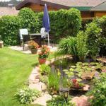 Gartensitzecke