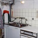 Erdgeschoss: Waschküche und Trockenraum