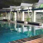 Schwimmbad (10m mal 20m)