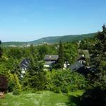 Panoramablick aus Ihrem Apartment- Bad Harzburg liegt Ihnen zu Füssen.