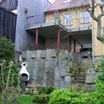 Garten - Grillplatz - Liegewiese - Freisitz überdacht - Carport