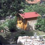 Gartenhäuschen - Garten