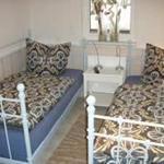 Schlafzimmer/unten mit Fernseher