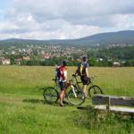 Vom Adamsblick zum Wurmberg.