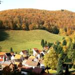 Lonau im Herbst