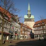 Osterode, der Marktplatz