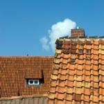 Dach-Symphonie  -Blick aus dem WR