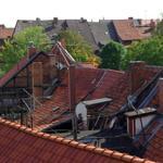 Blick vom Dach juch he Foto: nRico Kreim