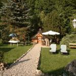 Garten -Ferienwohnungen