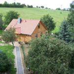 Ferienhaus mit Umgebung