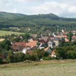 das Dorf Wienrode