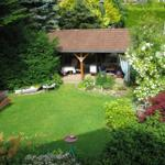 Gartengrill und Kaminanlage