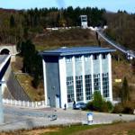 Vom Ferienhaus wandern Sie in 35 Minuten entlang dem Talsperrensee Wendefurt, vorbei am Pumpspeicherkraftwerk zur Rappbodetalsperre