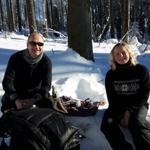 Der herrliche Winter naht -wie wäre es mit einem Picknick im Schnee?