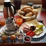 Frühstück für 6,-Euro/Person