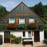 Ferienhaus  Haus am Wald - Stolberg