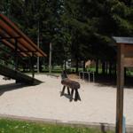 Kinderspielplatz im Ferienpark