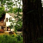 unser Ferienhaus, direkt in der Natur gelegen