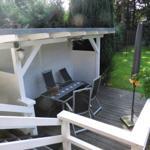 Aussenterrasse + Balkon