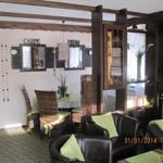 Wohnzimmer mit Blick in die Essecke