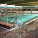 Schwimmbad 30 Grad C