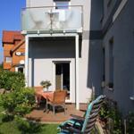Balkon und Terasse