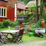 Schöne Gartensitzplätze
