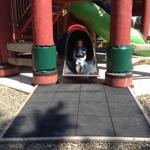 Viel Spaß auf dem neuen Rutschenturm am Bocksberg