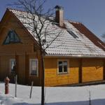Im Stil eines norwegischen Blockbohlenhauses erbaut, bieten wir Ihnen Ihr Urlaubsdomizil inmitten des Harzes.