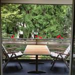 Balkon von Ess und Wohnzimmer 1