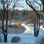 Winterimpressionen aus dem Kurort Hahnenklee mit wunderschönen Wandermöglichkeiten in frischer Bergluft möglichkeiten
