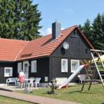 Das Ferienhaus Villa Luise von außen