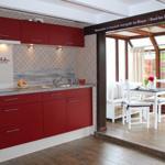 Küche/Wintergarten