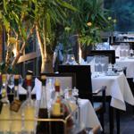 angrenzendes Restaurant im Vital Hotel