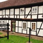Das Heimatmuseum: die alte Pfarre- sehr sehenswert bei ganz kleinem Eintritt
