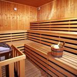 Finnische Sauna(kostenfrei)