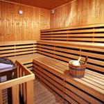 Finnische Sauna (kostenfrei)