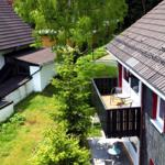 Ansicht Hinterhaus
