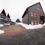 Parkdeck (Winteransicht)