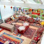 marokkanische Wohngalerie