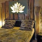 Demnächst schlafen ,wie Gott in Frankreich!!!!Eines unserer beiden Schlafzimmer. Schlafzimmer 2 mit Einzelbetten.